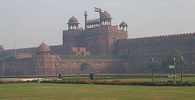 Red Fort - New Delhi - India